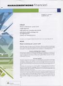 Medezeggenschapsraad Actueel Deze nieuwsbrief houdt u op de hoogte van de trends en ontwikkelingen die van belang zijn voor de praktijk van medezeggenschapsraden.