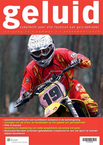 Geluid In het tijdschrift Geluid vindt u bestaande oplossingen en de laatste ontwikkelingen met betrekking tot geluidshinder.