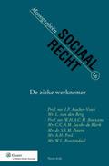 De zieke werknemer De regelingen rond de zieke werknemer zijn de afgelopen jaren ingrijpend veranderd. In jurisprudentie zijn voorts rechten en verplichtingen uitgelegd, verdiept, ontwikkeld.