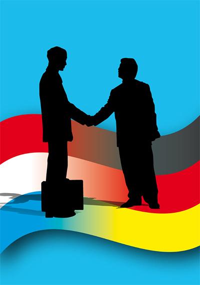 """Zakendoen in Duitsland Deze online uitgave gaat uitgebreid in op de belangrijkste fiscale en juridische aspecten waarmee Nederlandse ondernemers die zakendoen met Duitsland te maken krijgen. De hoofdlijnen van het Duitse handels- en belastingrecht worden behandeld, evenals verschillende specifieke onderwerpen die voor een ondernemer van belang zijn.<br /><br /> <p><em>Vrijblijvend proberen? Vraag eenvoudig een gratis <a href=""""/shop/navigator-tax/proefabonnement"""" target=""""_blank""""><strong>proefabonnement</strong> </a>aan. Het proefabonnement stopt automatisch na een maand.</em></p> <br /><br />"""