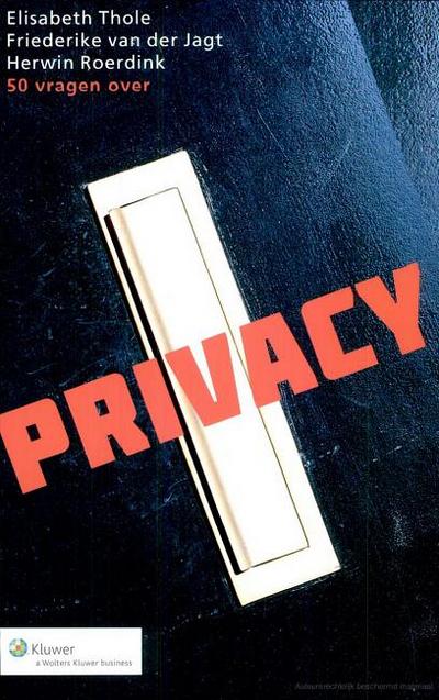 50 vragen over PRIVACY Mag een werkgever de e-mails van zijn werknemers inzien? Wat houdt het spamverbod in? Wanneer mogen politie, justitie en de belastingdienst gegevens opvorderen? Wie mogen gezondheidsgegevens verwerken? Op deze vragen en nog veel meer geeft dit handzame boek de pasklare antwoorden.
