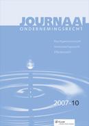 Journaal Ondernemingsrecht <span>Journaal ondernemingsrecht (Rechtspersonen-, Vennootschaps- en Effectenrecht) signaleert de meest relevante wet- en regelgeving, rechtspraak en literatuur op het gebied van het rechtspersonenrecht, vennootschapsrecht en effectenrecht en is zowel nieuwsbrief als naslagwerk.</span>