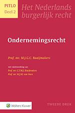 Ondernemingsrecht In deze uitgave vindt u een beschrijving van de basisstructuur van het Nederlandse ondernemingsrecht. Niet alleen worden alle rechtsvormen en hun onderlinge verschillen behandeld, ook de veranderingen bij wijziging van een rechtsvorm komen uitgebreid aan bod. Uiteraard zijn nieuwe regelgeving en rechtspraak verwerkt, zodat u een actueel totaalbeeld krijgt.