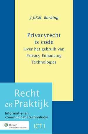 Privacyrecht is code Omgevingsanalyse van onze samenleving toont aan dat door de toenemende informatisering privacyproblemen (identiteitsfraude, datalekken) zullen toenemen. Door gegevensontdekkende-, gegevensvolgende- en gegevenskoppelende technologieën erodeert de privacy van de burger in onze risico-toezichtmaatschappij ernstig. Het vertrouwen in het gebruik van ICT en het elektronisch zaken doen komt hierdoor sterk onder druk te staan...