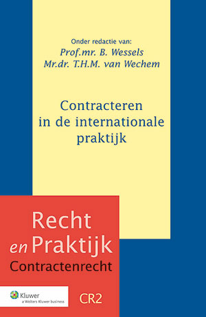 """Contracteren in de internationale praktijk Anno 2011 kan de internationaal georienteerde jurist bij zijn advisering niet meer volstaan met louter """"nationaal rechtelijke bagage"""". De rol van het Internationaal privaatrecht (IPR) en die  van het Eenvormig privaatrecht (EPR) kan niet worden onderschat bij het adviseren over of het opstellen van internationale overeenkomsten."""