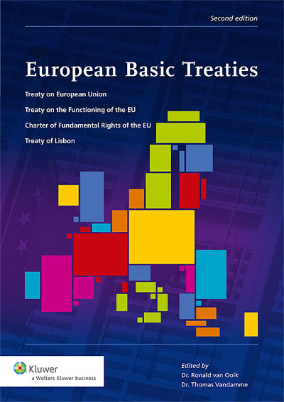 European Basic Treaties: Treaty on European Union This second edition of European Basic Treaties contains the texts of the Treaty on European Union, the Treaty on the Functioning of the European Union and the EU Charter of Fundamental Rights. New: extensive set of concise keywords and index.