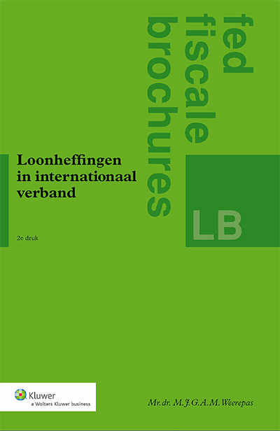 Loonheffingen in internationaal verband Dit boek beschrijft de gevolgen inzake grensoverschrijdende arbeid op de gebieden van de belasting- en de verzekeringsplicht. Zowel de nationale als de internationale en Europese regelgeving en de daarbij behorende jurisprudentie komen aan de orde. <p><strong>&nbsp;</strong></p>
