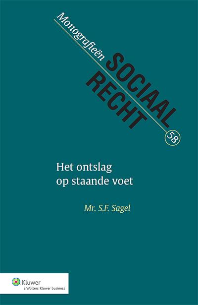 Het ontslag op staande voet Een uitvoerige analyse van de wetsgeschiedenis en de rechtspraak van de afgelopen 100 jaar inzake de drie eisen voor een rechtsgeldig ontslag op staande voet (zoals gesteld in art. 7:677 BW).