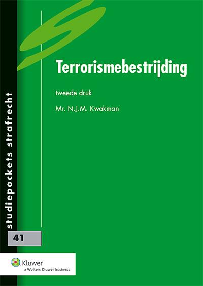 Terrorismebestrijding In deze uitgave worden nieuwe straf(proces)rechtelijke instrumenten ter voorkoming en bestrijding van terrorisme die de overheid ter beschikking staan inhoudelijk besproken en wordt met bondige overzichten inzicht in dit instrumentarium gegeven.