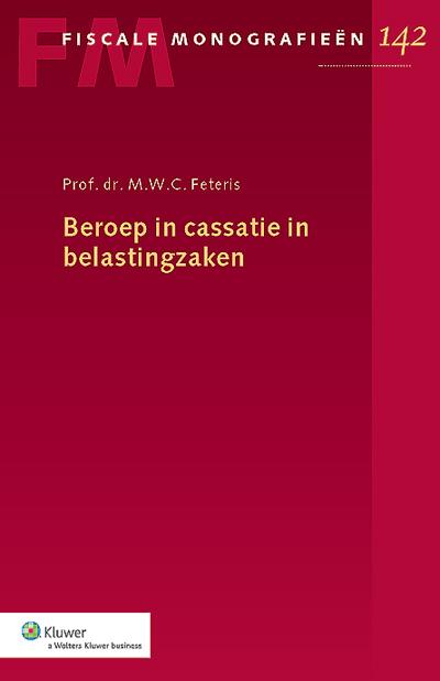 Beroep in cassatie in belastingzaken De Hoge Raad (HR) is in Nederland de hoogste rechter in belastingzaken. Als cassatierechter kan hij beoordelen of de lagere rechter het recht juist heeft toegepast. Dit boek gaat uitgebreid in op verschillende aspecten van de cassatieprocedure.