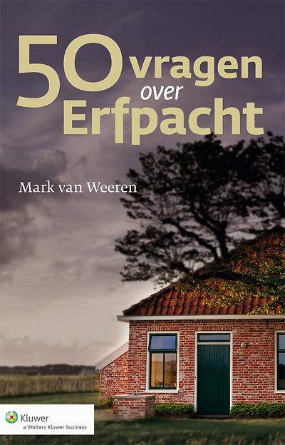 50 vragen over Erfpacht Deze publicatievormt een vraagbaak op het gebied van erfpacht. Het is het de eerste uitgave in Nederland dat op heldere en praktische wijze antwoord geeft op de belangrijkste vragen waar erfpachters mee te maken hebben.