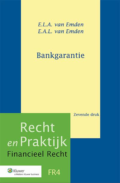 Bankgarantie In deze uitgave worden alle juridische aspecten van bankgaranties op een praktische en overzichtelijke wijze behandeld.
