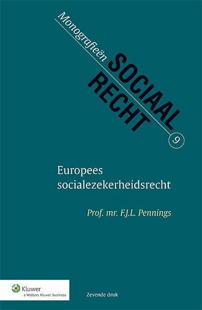 Europees socialezekerheidsrecht Dit boek maakt de systematiek van de Verordening 883/2004 duidelijk - die sinds de invoering een aantal keren gewijzigd is en waarover ook jurisprudentie gevormd is - zowel voor degenen die nog onbekend zijn met het rechtsterrein als voor gevorderden.