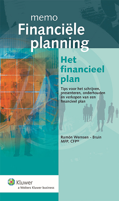 Memo Financiële Planning - Het financieel plan Het persoonlijk integraal financieel plan staat centraal in het financiële-planningsproces. Dit proces bestaat uit vier stappen: kennismaking, beeldvorming, oplossing en nazorg. Binnen dit proces zal het financieel plan moeten worden verkocht, opgesteld, gepresenteerd, uitgevoerd en up-to-date worden gehouden.In<strong>Memo Financiële Planning - Het financieel plan</strong>vindt u al deze onderdelen.