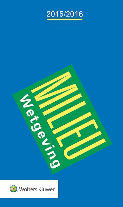 Pocket Milieuwetgeving In deze editie vindt u de belangrijkste regelingen op het terrein van het milieu zoals die in Nederland gelden. Daarbij gaat het om het milieuhygiënerecht, het natuurbeschermingsrecht en het waterrecht.