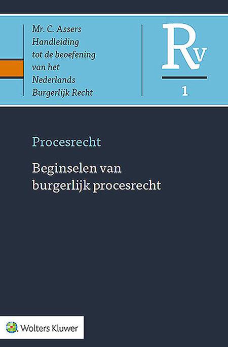 Asser Procesrecht 1 Beginselen van burgerlijk procesrecht Dit boek vormt de algemene inleiding van de Asser Procesrecht-reeks, en bespreekt enkele thema's uit ons burgerlijk procesrecht die de elders in de reeks uitvoeriger besproken specifieke onderdelen van dat procesrecht overstijgen.