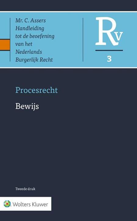 Asser Procesrecht 3 Bewijs Dit boek verschaft inzicht in de verschillende thema's rondom informatie in het civiele proces. Welke rol speelt informatie binnen de rechtspraak? De auteur gaat uitgebreid in op thema's als de vertrouwelijkheid van de informatie, de betrouwbaarheid van informatiebronnen en de preprocessuele verzameling van informatie.