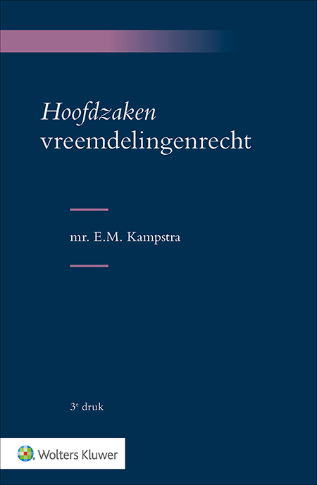 Hoofdzaken vreemdelingenrecht Hoofdzaken vreemdelingenrecht bespreekt de hoofdzaken van het Nederlandse vreemdelingenrecht waaronder de toelating en het verblijf van vreemdelingen in Nederland. Deze uitgave is zeer geschikt voor studenten in het HBO en universitair onderwijs alsmede de beroepspraktijk.