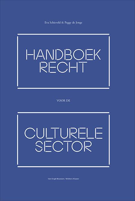 Handboek recht voor de culturele sector Bent u ontwerper, creatief ondernemer of student binnen de culturele sector? Dan zult u vroeg of laat te maken krijgen met een juridisch vraagstuk. Het is daarom belangrijk volledig op de hoogte te zijn van het recht. Deze titel vormt een praktisch naslagwerk voor iedereen werkzaam binnen de culturele sector.