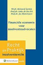 Financiële economie voor insolventieadvocaten Dit boek biedt insolventieadvocaten en ondernemingsrechtjuristen die de financiële aspecten van de zakelijke wereld willen bemeesteren de noodzakelijke verdieping.