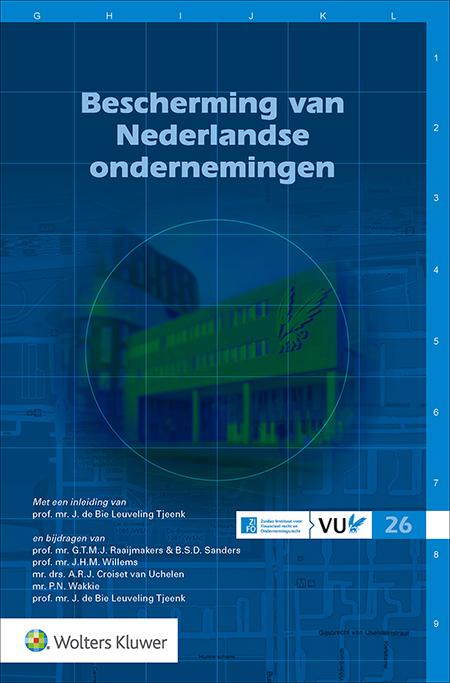 Bescherming van Nederlandse ondernemingen Op 21 november 2017 organiseerde het ZIFO een congres over bescherming van Nederlandse ondernemingen. Dit congres stond in het teken van de actuele politieke, maatschappelijke en juridische discussies rondom aandeelhoudersactivisme en bescherming van Nederlandse ondernemingen. Deze uitgave bundelt alle sprekersbijdragen in schriftelijke vorm.