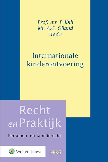 Internationale kinderontvoering <p>Dit praktijkboek biedt een handleiding bij de toepassing van het Haags Kinderontvoeringsverdrag 1980, met een integrale behandeling van alle juridische onderwerpen die in kinderontvoeringszaken aan bod komen. De uitgave staat onder redactie van prof. mr. F. Ibili en mr. A.C. Olland, beiden kinderontvoeringsrechter in het gerechtshof Den Haag.</p>