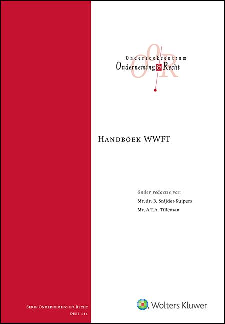 Handboek WWFT De strijd tegen witwassen en terrorismefinanciering staat dagelijks volop in de belangstelling. Dit handboek levert een compleet overzicht van het toepasselijk wettelijk systeem in Nederland. Daarbij gaat de auteur in op het cliëntenonderzoek, het melden van ongebruikelijke transacties en de mogelijke sancties door diverse toezichthouders.
