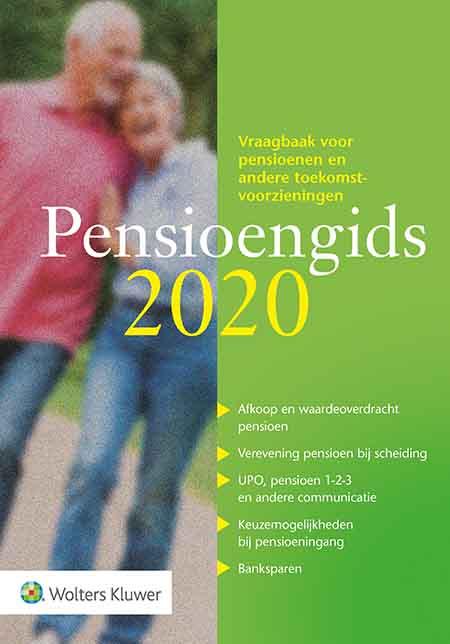 Pensioengids Deze uitgave voorziet u van een compleet beeld van pensioen, lijfrente, banksparen en AOW anno 2020. De vele praktijkvoorbeelden maken de materie direct toepasbaar in uw dagelijkse praktijk. Een handig naslagwerk voor de financieel adviseur en iedereen die geïnteresseerd is toekomstvoorzieningen.