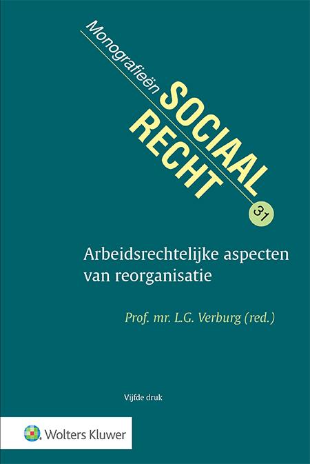 Arbeidsrechtelijke aspecten van reorganisatie Stel: een organisatie ziet zich genoodzaakt tot een heroriëntatie van de bedrijfsactiviteiten. Welke arbeidsrechtelijke aspecten spelen bij een dergelijke reorganisatie een rol? Dit is de enige uitgave in Nederland die een grondig antwoord biedt op dit vraagstuk. Deze 5e druk bevat nieuwe wetgeving (de Wab) en ontwikkelingen sinds de Wwz.