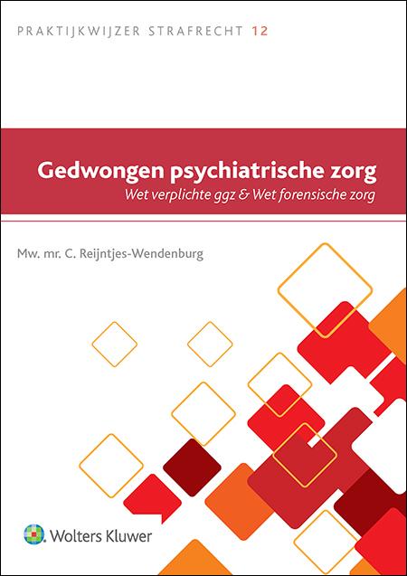 Gedwongen psychiatrische zorg Deze uitgave bevat een compacte en praktische handleiding die de belangrijkste vormen van gedwongen psychiatrische zorg bespreekt. De auteur heeft daarbij volop oog voor de dagelijkse praktijk. Zo vindt u de bijbehorende wetsgeschiedenis, de literatuur en nuttige jurisprudentie op een rij.