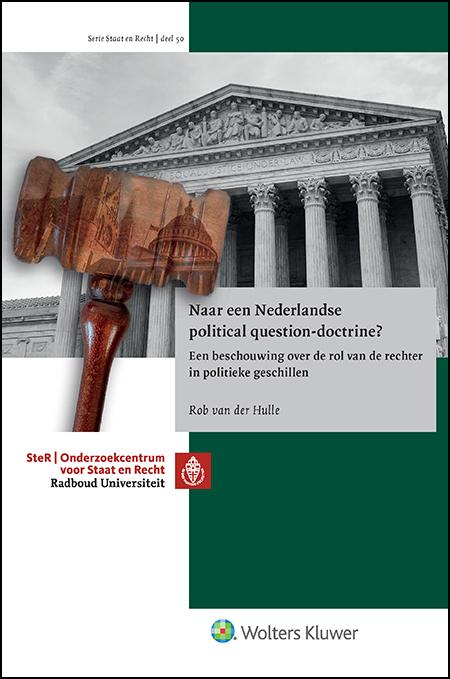 Naar een Nederlandse political question-doctrine? <p>Wat zou de rol van de rechter moeten zijn in politiek gevoelige zaken? Met het veelbesproken <em>Urgenda</em>-vonnis van de Haagse rechtbank als uitgangspunt, gaat deze titel uitvoerig in op relevante leerstukken over de rol van de rechter.</p>