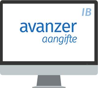 Avanzer Aangifte IB <p>Met het basis IB-pakket beschikt u over veilige en perfect werkende software voor het overzichtelijk samenstellen van aangiften. Snel, compleet en voordelig.</p>