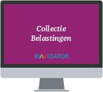 Collectie Belastingen Compleet <strong>Collecties Overheid:</strong> Speciaal voor overheidsfunctionarissen is er de Collectie Belastingen Compleet. U heeft toegang tot hoogwaardige titels, zoals BNB, Weekblad Fiscaal Recht en BTW-Brief.
