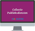 Collectie Publieksdiensten Compleet <strong>Collecties Overheid:</strong> Speciaal voor overheidsfunctionarissen is er de Collectie Publieksdiensten Compleet. U heeft toegang tot hoogwaardige titels, zoals Inleiding tot de burgerlijke stand, de Dataloods en zijn machinekamer en Gemeentewet en haar Toepassing.