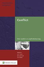 Conflict In dit handboek vindt ude belangrijkste inzichten in het denken en handelen met betrekking tot conflict en conflictbeheersing. Vanuit diverse wetenschappelijke disciplines en praktijkperspectieven is gekeken naar conflicten en conflictbeheersing.