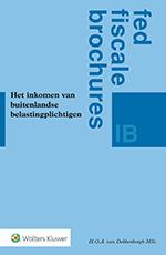 Inkomen van buitenlandse belastingplichtigen Hoe zitde buitenlandse belastingplicht voor natuurlijke personen en rechtspersonen in elkaar? Deze brochure behandelt systematisch de Nederlandse inkomstenbronnen die leiden tot buitenlandse belastingplicht, met duidelijke verwijzingen naar wetsartikelen, rechtspraak en relevante passages uit de parlementaire geschiedenis.