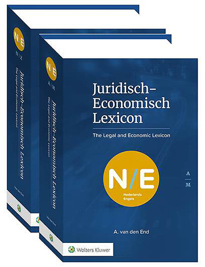 Juridisch-Economisch Lexicon NL-EN Weet u snel de correcte Engelse vertaling voor 'relatieve bevoegdheid' te vinden? Of de vertaling voor 'babbeltruc'? Met het Lexicon heeft u de zekerheid van de juiste vertaling in het Engels.