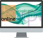 Lexplicatie-Serie <p>Wilt u binnen uw vakgebied snel en eenvoudig relevante wetsartikelen, achtergronden en jurisprudentie kunnen opzoeken, inzien en exporteren als print of pdf? Met Lexplicatie bent u slechts één klik verwijderd van meer dan 7000 regelingen en meer dan 130 000 individuele commentaren.</p>