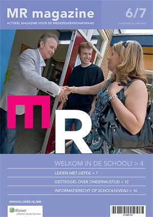 MR magazine <p>MR magazine is een onafhankelijk tijdschrift dat u actuele en praktische informatie biedt en een heldere toelichting geeft op uw taken en bevoegdheden. Het houdt u op de hoogte van alle ontwikkelingen op het gebied van medezeggenschap in het primair en voortgezet onderwijs.</p>