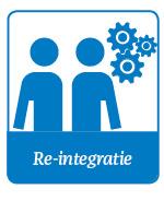 Module Re-integratie Deze online module behandelt het volledige werkterrein van re-integratie, zowel voor gemeenten als voor het Uitvoeringsinstituut werknemersverzekeringen. U vindt er actuele wetteksten, jurisprudentie, vakliteratuur en praktijkinformatie. En nog veel meer aanverwante onderwerpen. <br /><br />Deze module is onderdeel van de Collectie Overheid – Sociale Zekerheid.