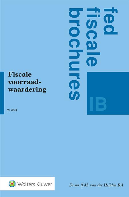 Fiscale voorraadwaardering <p>Wat zijn de actuele ontwikkelingen rond fiscale voorraadwaardering? Deze brochure bespreekt niet alleen de huidige wet- en regelgeving en jurisprudentie, maar plaatst de fiscale voorraadwaardering ook in een perspectief van actuele ontwikkelingen. De lezer wordt op een toegankelijke en overzichtelijke wijze meegenomen langs alle relevante kaders rond fiscale voorraadwaardering.</p>