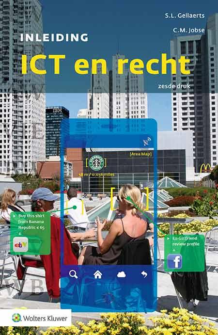 Inleiding ICT en recht <p>Deze publicatie biedt een introductie in het fascinerende domein van ICT en recht. Het studieboek bevat een overzicht van toepasselijke rechtsgebieden binnen het ICT-domein, zoals telecommunicatie-, privacy-, intellectueel eigendoms-, contractenrecht en strafrecht. De 6<sup>e</sup> editie is volledig geactualiseerd en valt op door een complete en toegankelijke benadering van het onderwerp.</p>