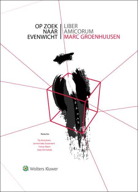 Op zoek naar evenwicht Deze vriendenbundel, aangeboden aan Marc Groenhuijsen ter gelegenheid van zijn emeritaat, bevat een groot aantal rijke en inspirerende bijdragen over straf(proces)recht, victimologie, forensische psychiatrie en criminologie.