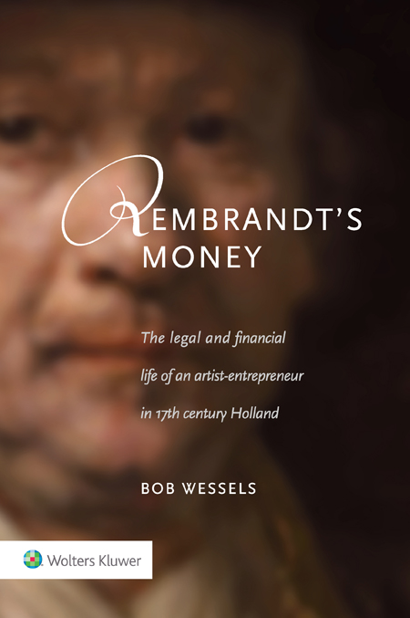 Rembrandt's Money How did the world's best and most famous artist act financially as an artist-entrepreneur in 17th century Holland? This pioneering publication examines the legal and financial facts, difficulties, disputes and court cases that would arise and follow Rembrandt throughout his life, as well as the wider socio-economic, cultural and historical context.