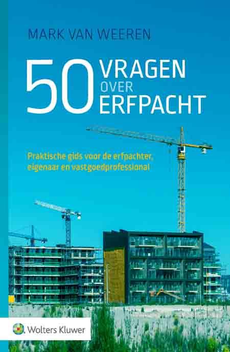 50 vragen over Erfpacht <span>Dit is het eerste boek in Nederland dat op heldere en praktische wijze pasklare antwoorden geeft op de 50 belangrijkste vragen waar erfpachters mee te maken hebben. Deze praktische gids is hiermee van onmisbare waarde voor zowel de erfpachter als eigenaar, de vastgoedprofessional en andere betrokkenen bij erfpacht.</span>