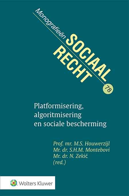 Platformisering, algoritmisering en sociale bescherming <span>Deze publicatie geeft een breed overzicht van actuele knelpunten voor sociaalrechtelijke bescherming als gevolg van platformisering/algoritmisering van werk. De titel geeft inzicht in actuele discussies en gaat in op vragen en uitdagingen die de voortschrijdende digitalisering en datarevolutie meebrengen voor de rechtspositie en bescherming van werkenden en hun sociale zekerheid.</span>