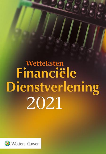 Wetteksten Financiële Dienstverlening Professionals die werkzaam zijn in de financiële dienstverlening kunnen niet zonder overzicht van actuele wetteksten binnen hun vakgebied. Deze titel bundelt daarom alle actuele wetgeving voor de financieel dienstverlener anno 2021, <em>inclusief een online toegang tot de belangrijkste besluiten van de overheid op het gebied van financiële planning.</em>