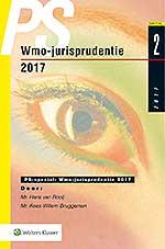 PS Special Wmo - Jurisprudentie Wanneer u als gemeentejurist, rechtsbijstandverlener, griffier of rechter stelselmatig te maken heeft met de Wmo, moet u weten welke uitspraken de ontwikkeling van het recht nu echt raken. Deze uitgave bevat daarom een zorgvuldige selectie van de meest relevante jurisprudentie uit de Wmo 2015 en de Wmo 2007.