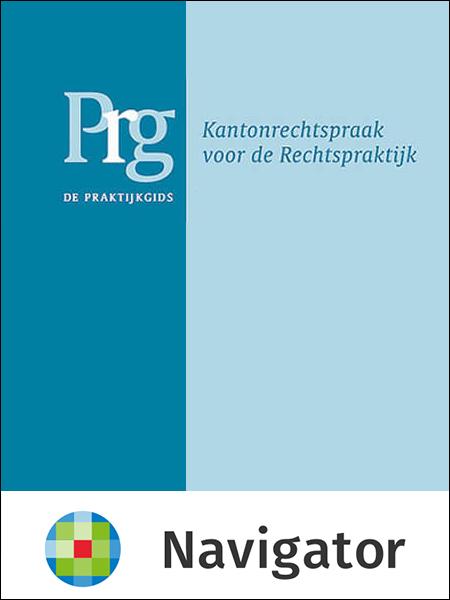 De Praktijkgids - kantonrechtspraak voor de rechtspraktijk De Praktijkgids - kantonrechtspraak voor de rechtspraktijk, is het officiële orgaan van de Nederlandse Vereniging van Rechtskundige Adviseurs. Dit tijdschrift is gewijd aan de burgerrechtelijke rechtspraktijk en rechtspraak. Deze online versie biedt u extra mogelijkheden.