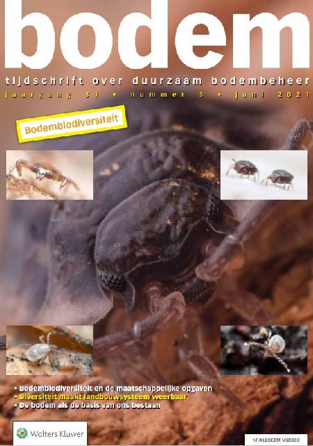 Bodem Bodem is het enige Nederlandse vaktijdschrift dat zich specifiek richt op het onderwerp bodembeheer in al zijn aspecten.<br /><br /><strong>Download het nieuwste nummer van Bodem, in het kader van het gratis online beschikbaar stellen van Bodem tijdens Corona.</strong>